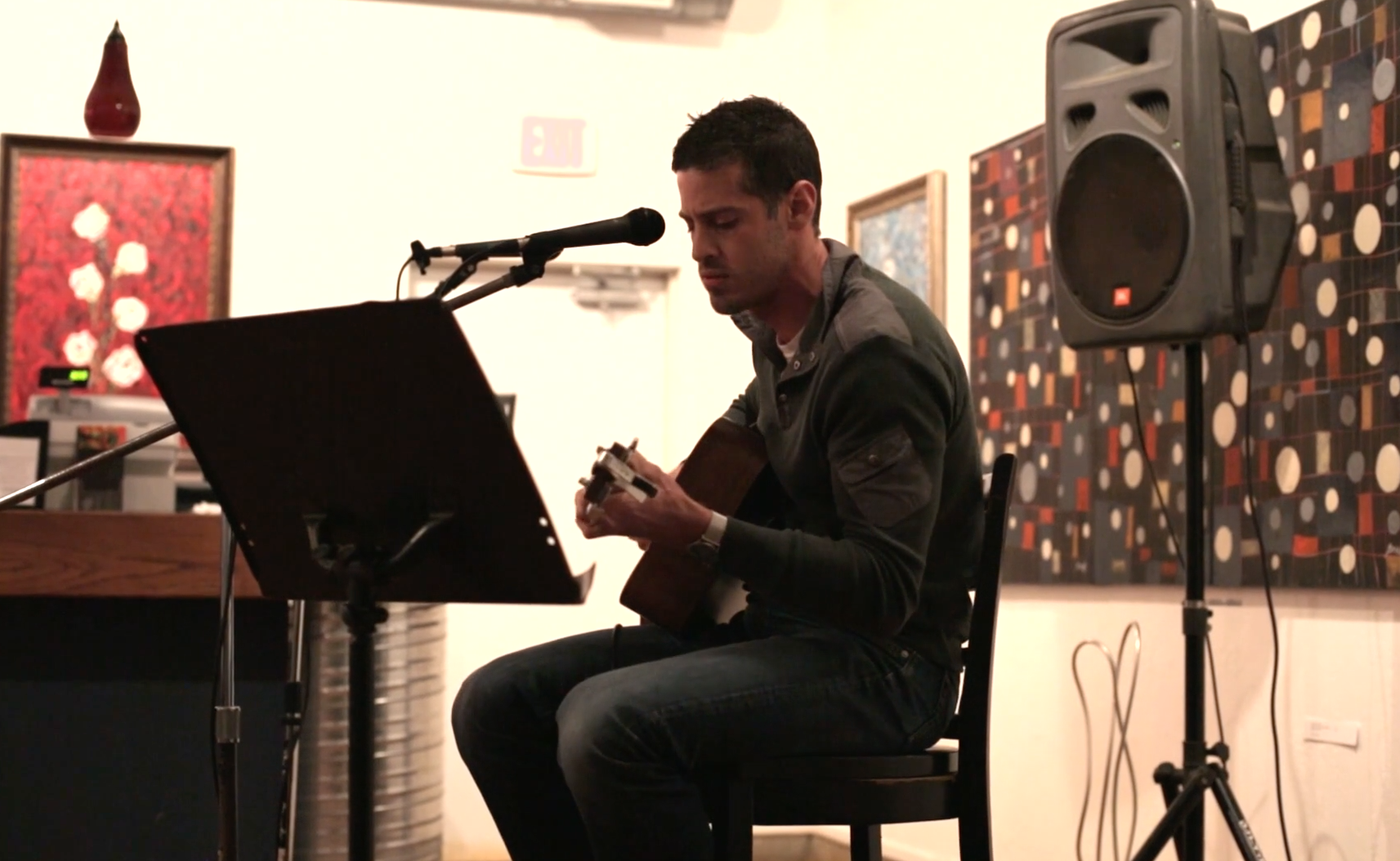 Top 10 Reasons to Join us for Open Mic